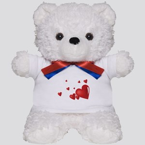 Hearts Teddy Bear