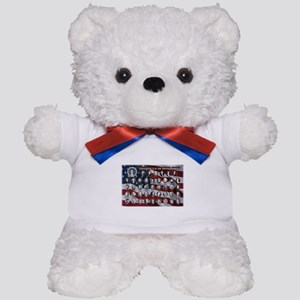 United States Presidents Teddy Bear