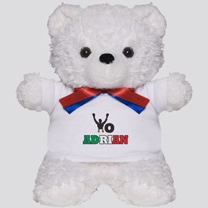Yo Adrian Teddy Bear