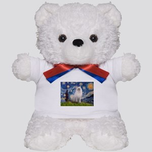TILEStarry-Ragdoll1 Teddy Bear