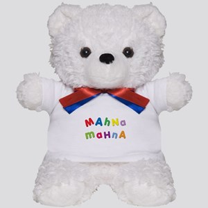 Mahna Mahna Teddy Bear