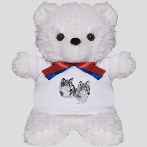Lone Wolves Teddy Bear