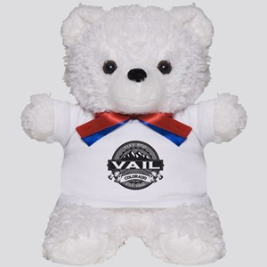 Vail Grey Teddy Bear