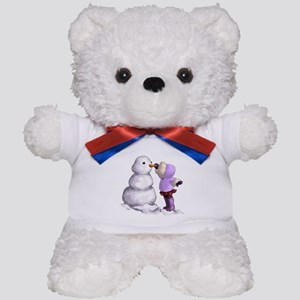 Snow Friend Teddy Bear