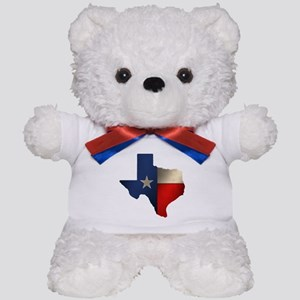 State of Texas Teddy Bear