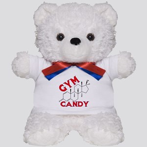GYM CANDY Teddy Bear