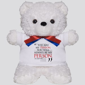 You Are My Person Teddy Bear