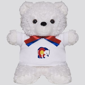 COLORADO Teddy Bear
