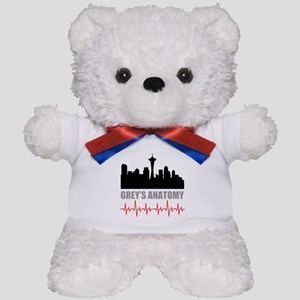Grey's Anatomy Seatle Teddy Bear