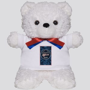 Genuine & Trusted Compliance Officer Pr Teddy Bear