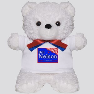 Florida Bill Nelson US Senate Teddy Bear