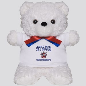 STAUB University Teddy Bear