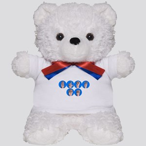 Blow Me in Sign Language Teddy Bear