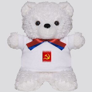People's Republic of Californ Teddy Bear
