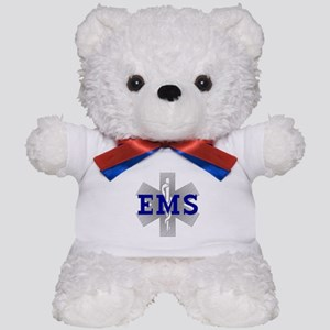 EMS Star of Life Teddy Bear