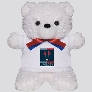 Democratic Urologist.001 Teddy Bear