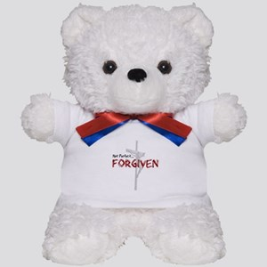 Not Perfect... Forgiven Teddy Bear