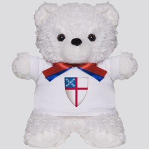 Episcopal Shield Teddy Bear