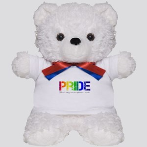 Pride Rainbow Teddy Bear