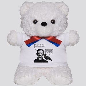 Poe Boy II Teddy Bear