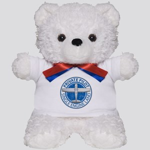 Aviation Private Pilot Teddy Bear
