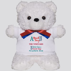 The Vineyard Teddy Bear