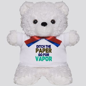Ditch the Paper Teddy Bear