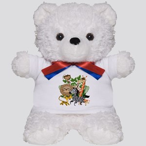 Animal Safari Teddy Bear