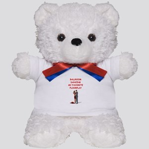 ballroom dancer dancing Teddy Bear