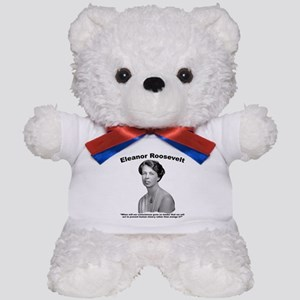 Eleanor: Conscience Teddy Bear