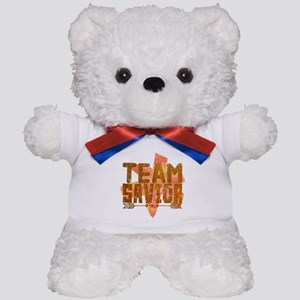 Team Savior Teddy Bear