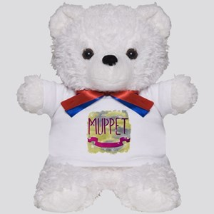 Muppet Teddy Bear