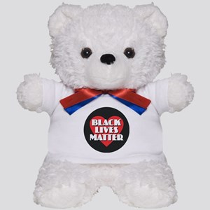 Black Lives Matter Teddy Bear