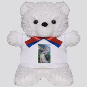 Great Wall Of China Teddy Bear