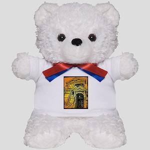 Haight Teddy Bears - CafePress