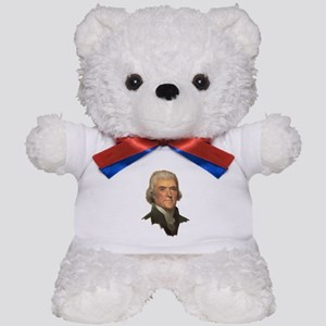 Thomas Jefferson Teddy Bear