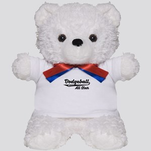 Dodgeball All Star Teddy Bear