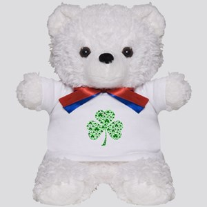 Irish Shamrocks Teddy Bear