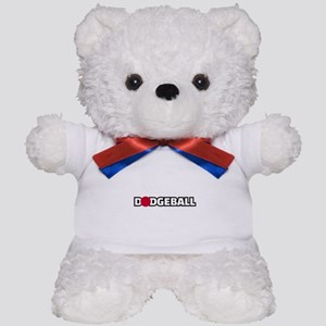 Dodgeball Teddy Bear