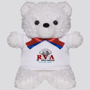 RVA Logo II Teddy Bear