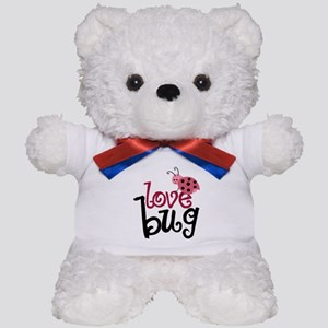 Love Bug Teddy Bear
