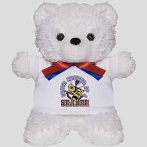 SeaBee Mother t-shirt Teddy Bear