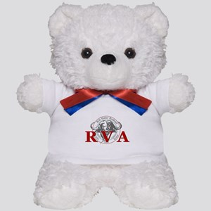 RVA Logo Teddy Bear