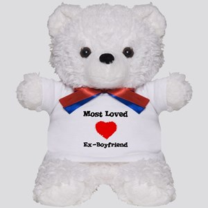 Most Loved Ex-Boyfriend Teddy Bear