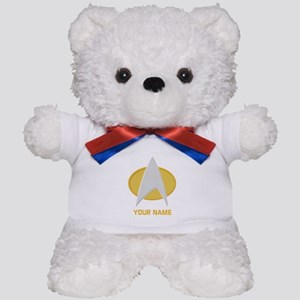 Star Trek: The Next Generation Emblem Teddy Bear