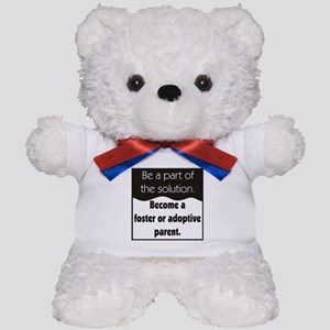 Foster Care and Adoption Teddy Bear