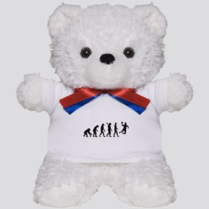 Evolution Handball Teddy Bear