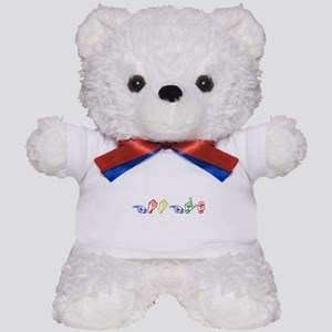 Google Teddy Bear