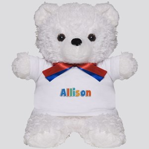 Allison Spring11B Teddy Bear