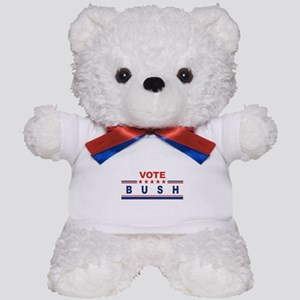 Jeb Bush in 2008 Teddy Bear